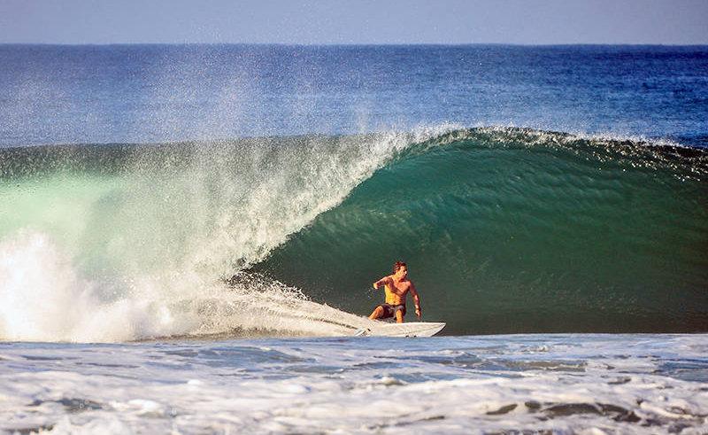 Mandiri surfbreak South Sumatra
