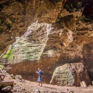 Matu Cave Lampung Sumatra