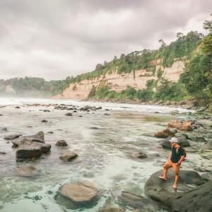 Tanjung Jati beach Sumatra