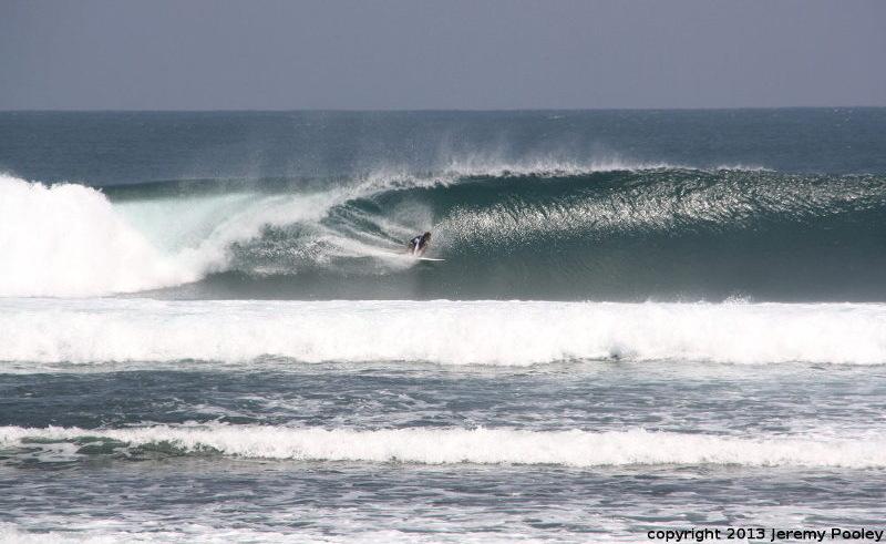 Way Jambu surfbreak South Sumatra